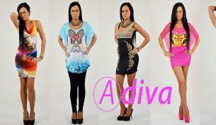 a531a40567c5 Kvalitné a značkové dámske oblečenie z ADIVA.SK