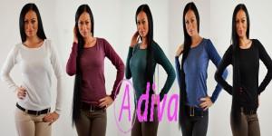 kratky damsky sveter