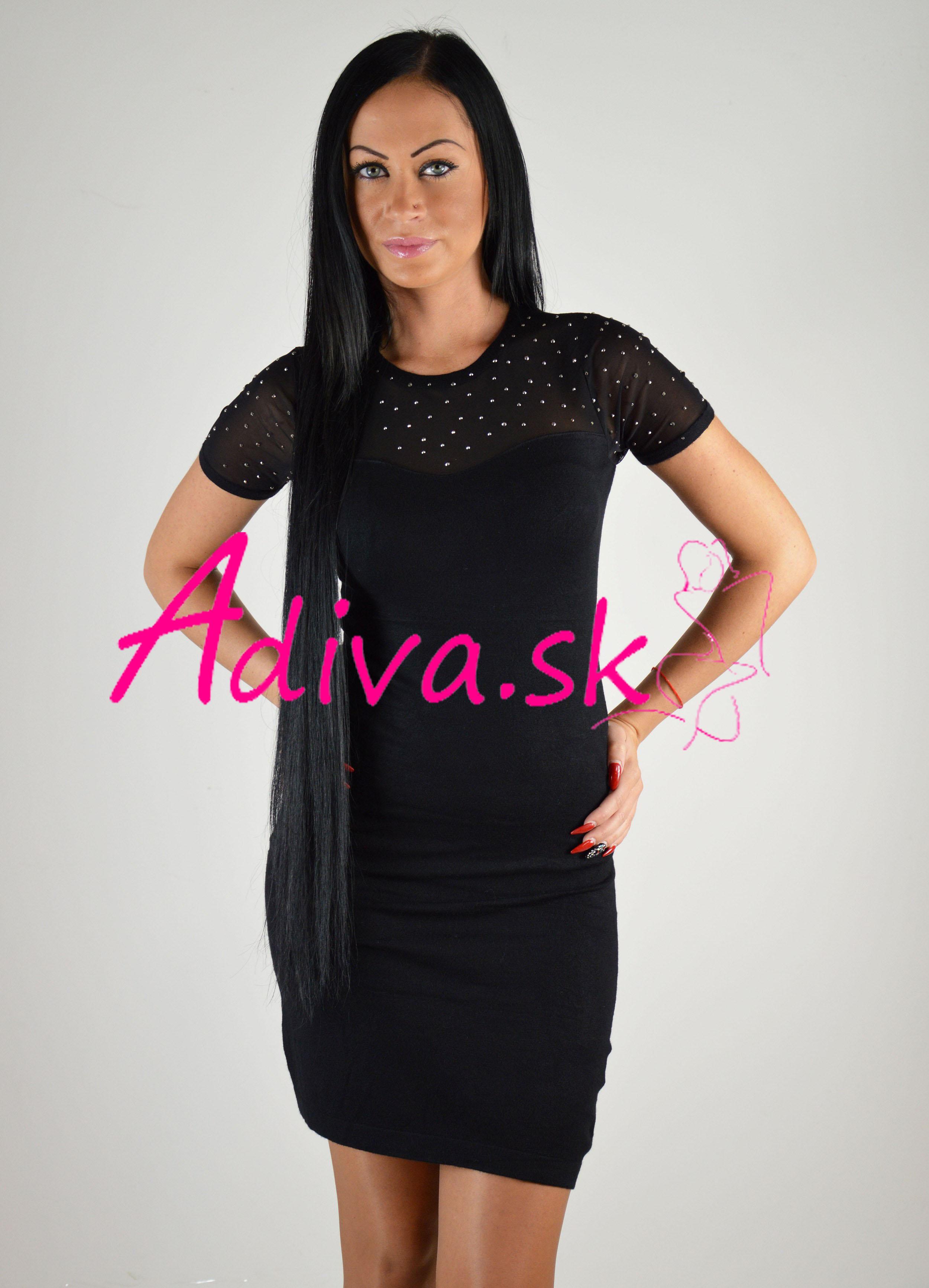 e48aa2a9b4 saty raw saty dishe bluzka damske saty čierne šaty ...