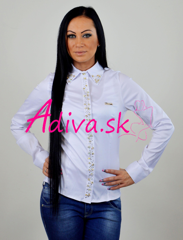 Uprednostňujte hlavne dámsku košelu z kvalitnej bavlny 688b7132cd0