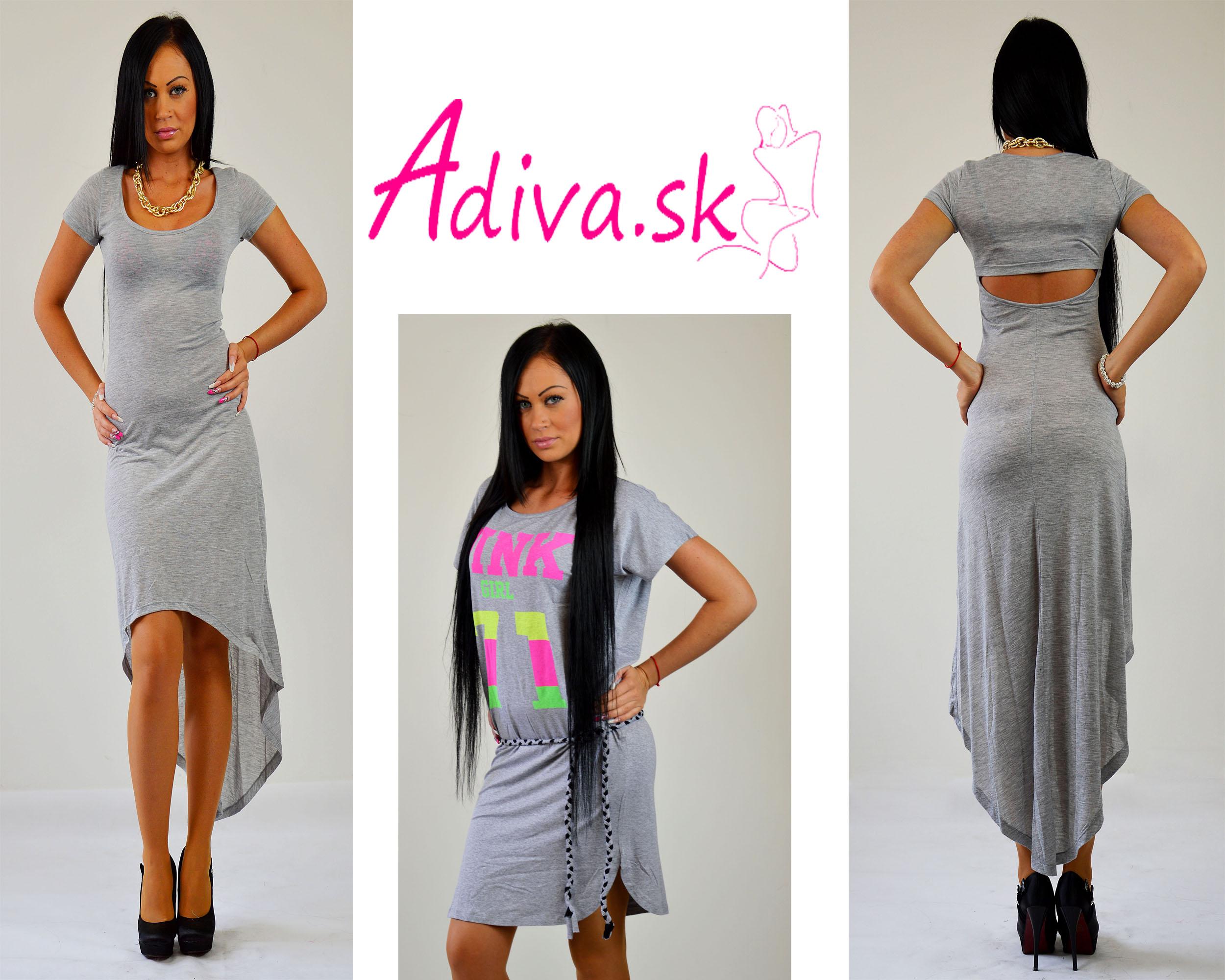 120f913bf571 Päťdesiať odtieňov sivej dámskeho oblečenia podľa adiva.sk