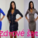 Buď originálna a jedinečná v dámskych šatách od adiva.sk