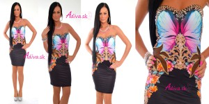 luxusné dámske šaty