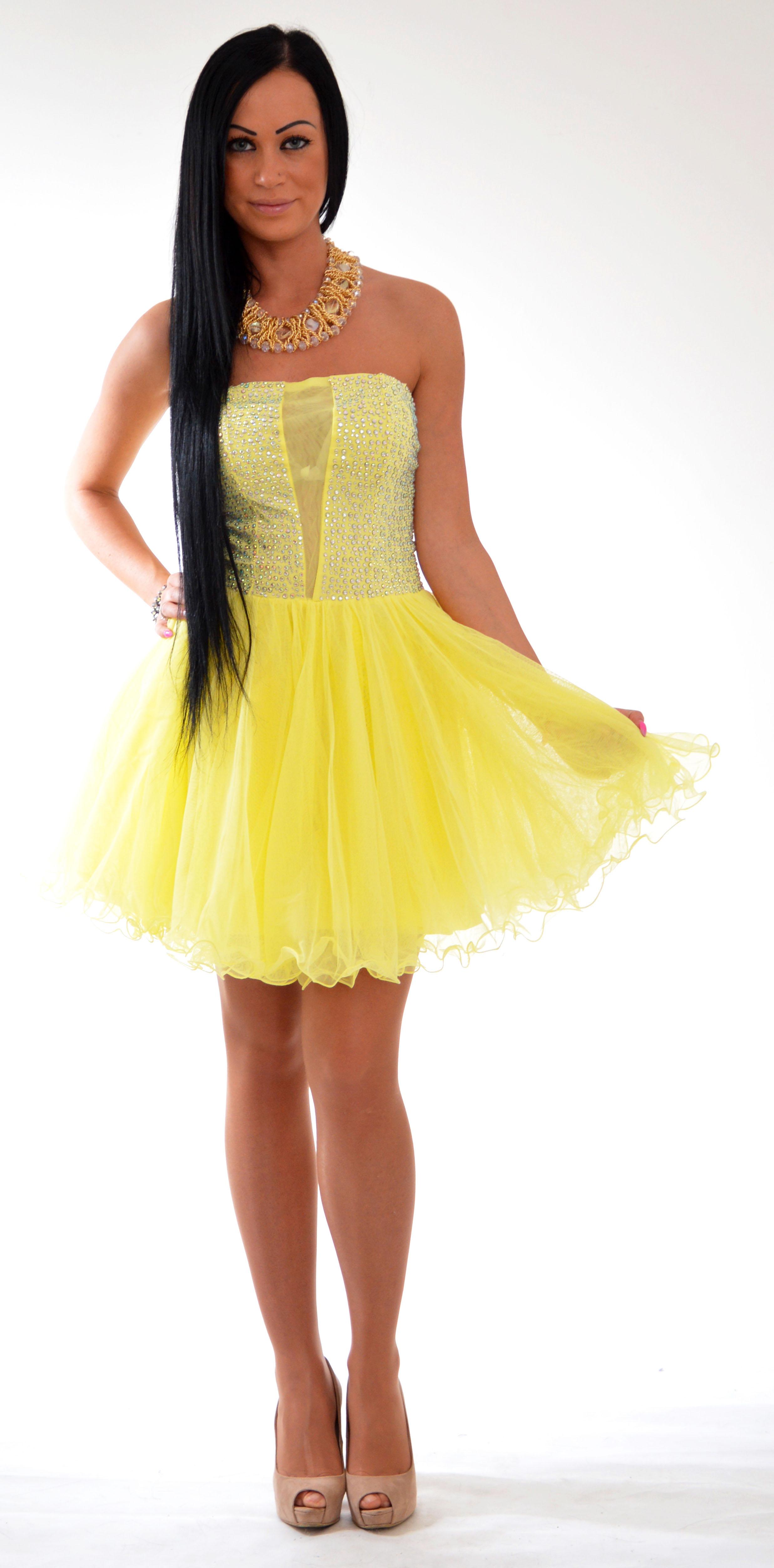 Krátke spoločenské šaty bf54e6a462c