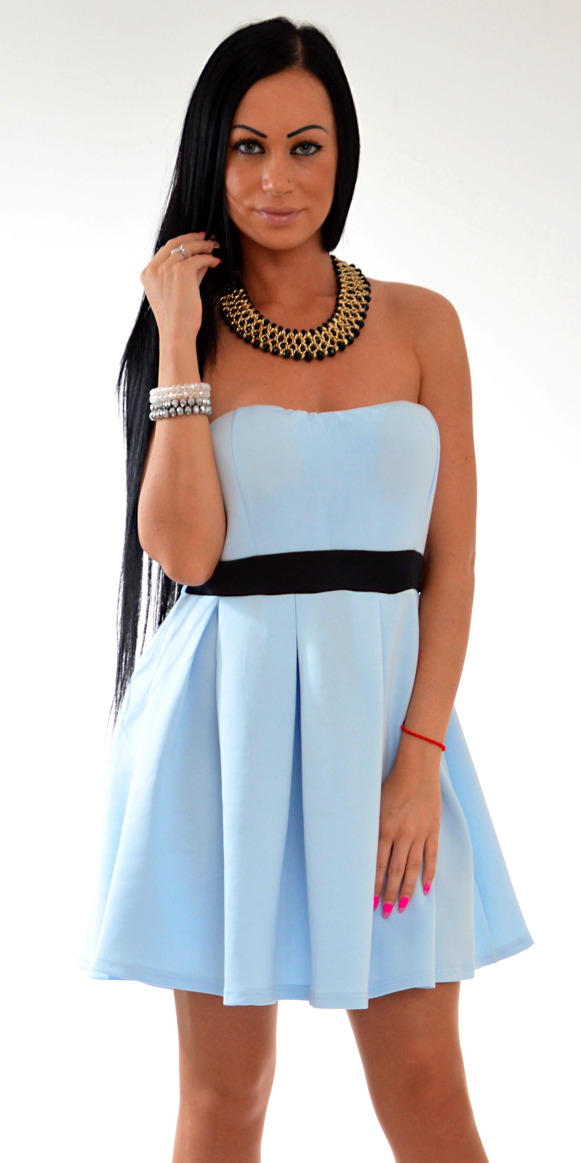 7583dcde40b3 Modré dámske oblečenie je trendy a moderné. Predstavíme Vám ...