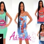 Trendy a štýlové dámske tričká značky Tatu inšpirované Philippom Pleinom.