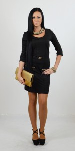 luxusne šaty