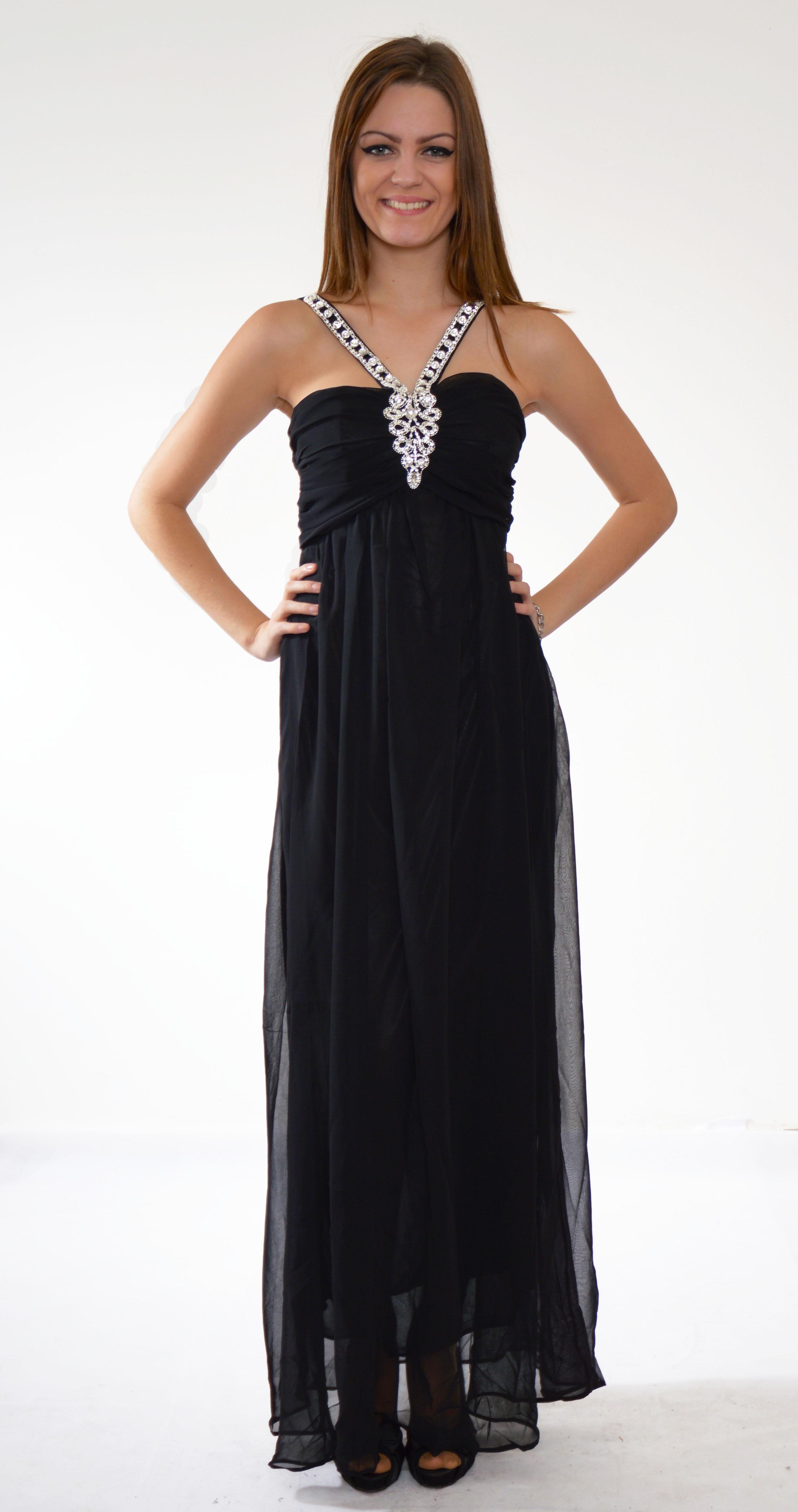 e5c9248f9e39 Spoločenské šaty na stužkovú