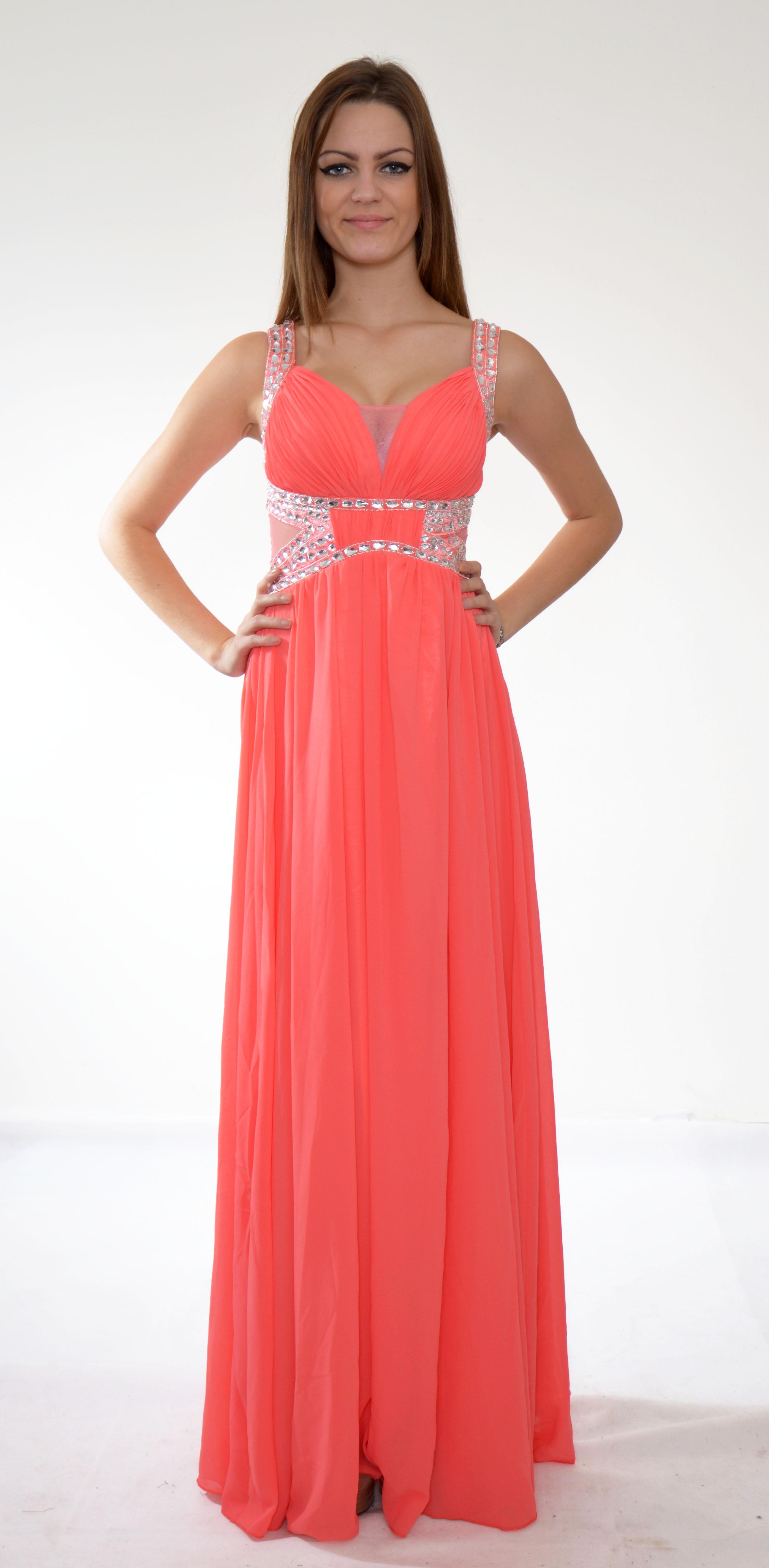 ffd9ca84174f Mentolkové spoločenské šaty – mentolová farba je veľmi jemná