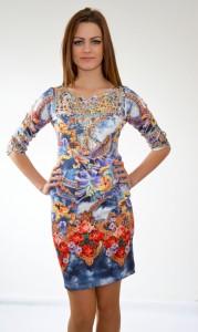 luxusné šaty